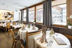 Restaurant gedeckter Tisch-1